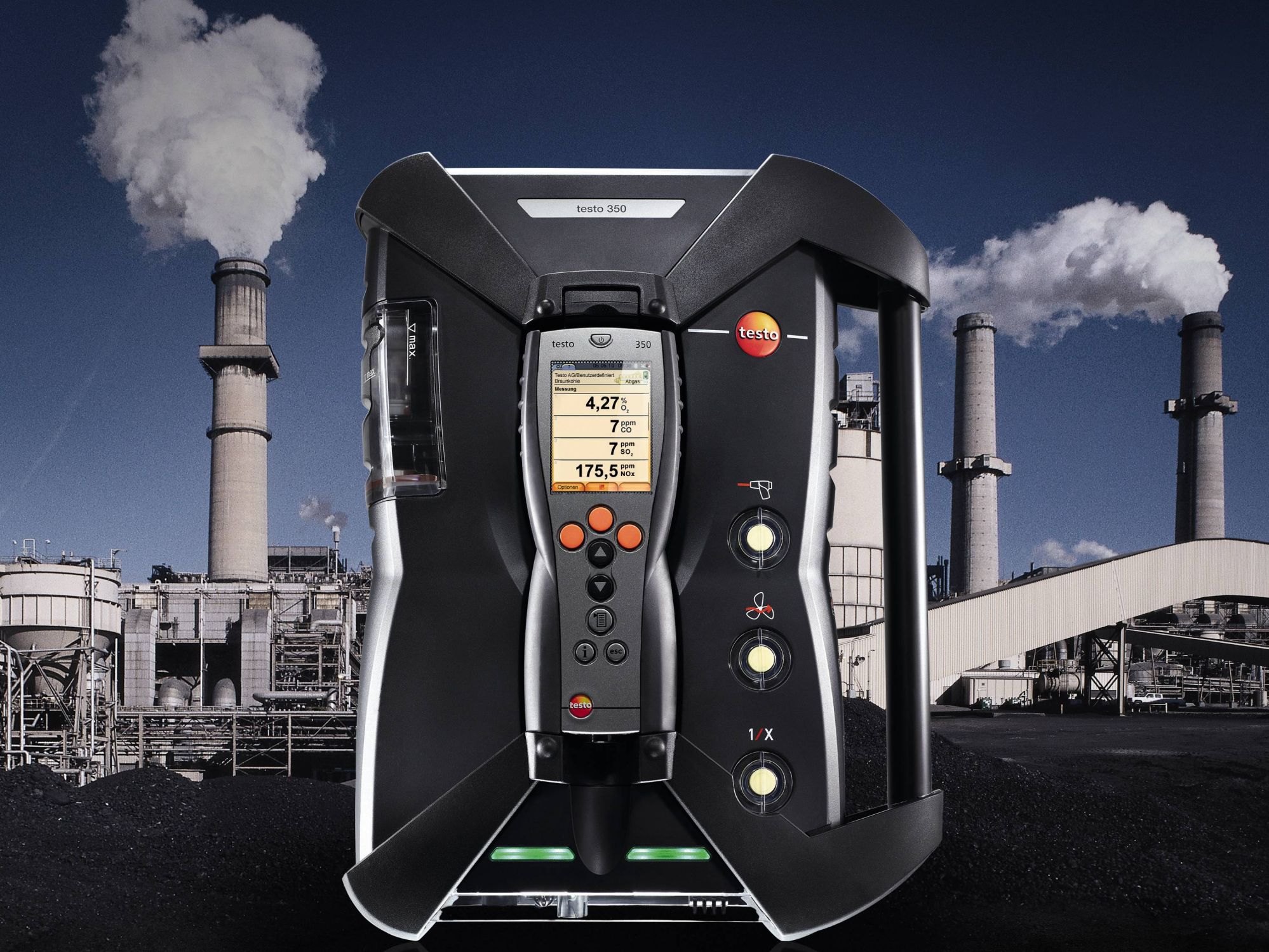 Compliance Testing with testo 350