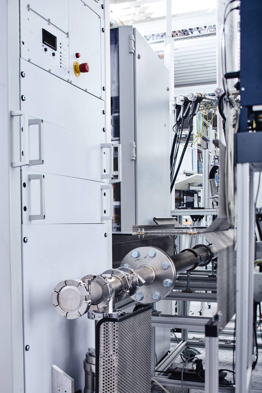 Roetgenerator testo REXS
