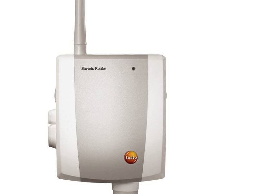 testo Saveris Router V 1.0