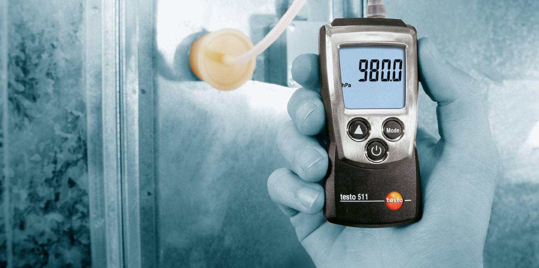 Absolute pressure meter testo 511