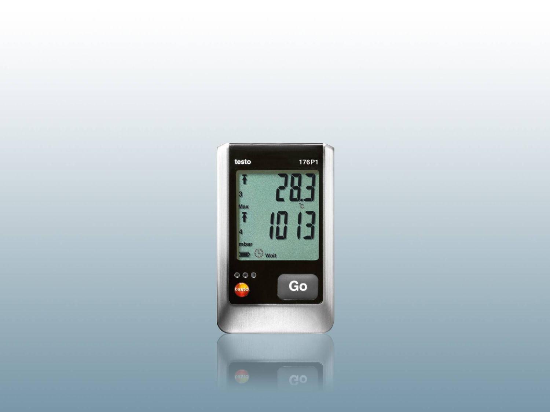 Data logger para monitorar a pressão