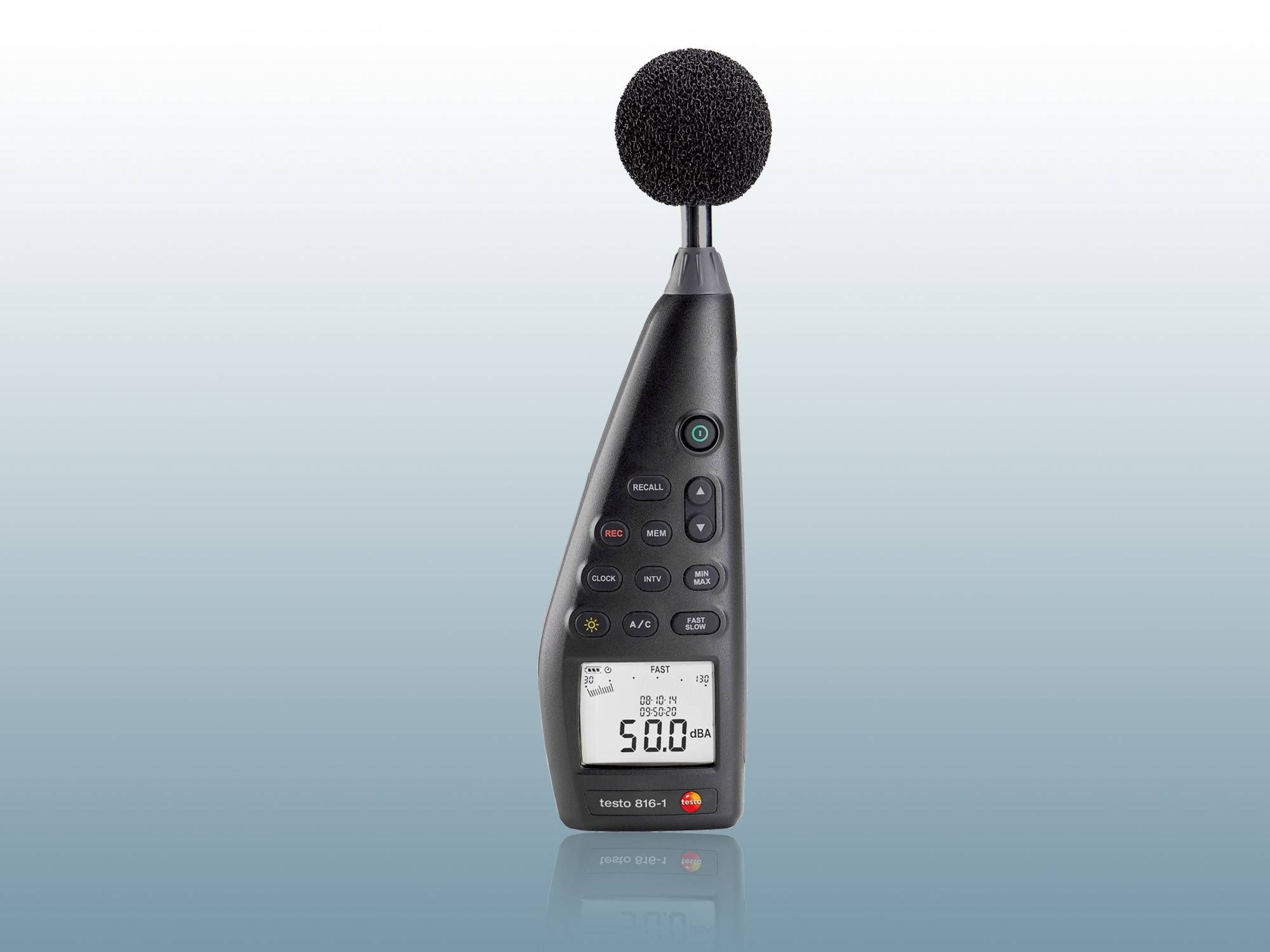 Sound level meters