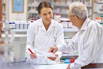 Supervisión de temperatura en farmacias y hospitales