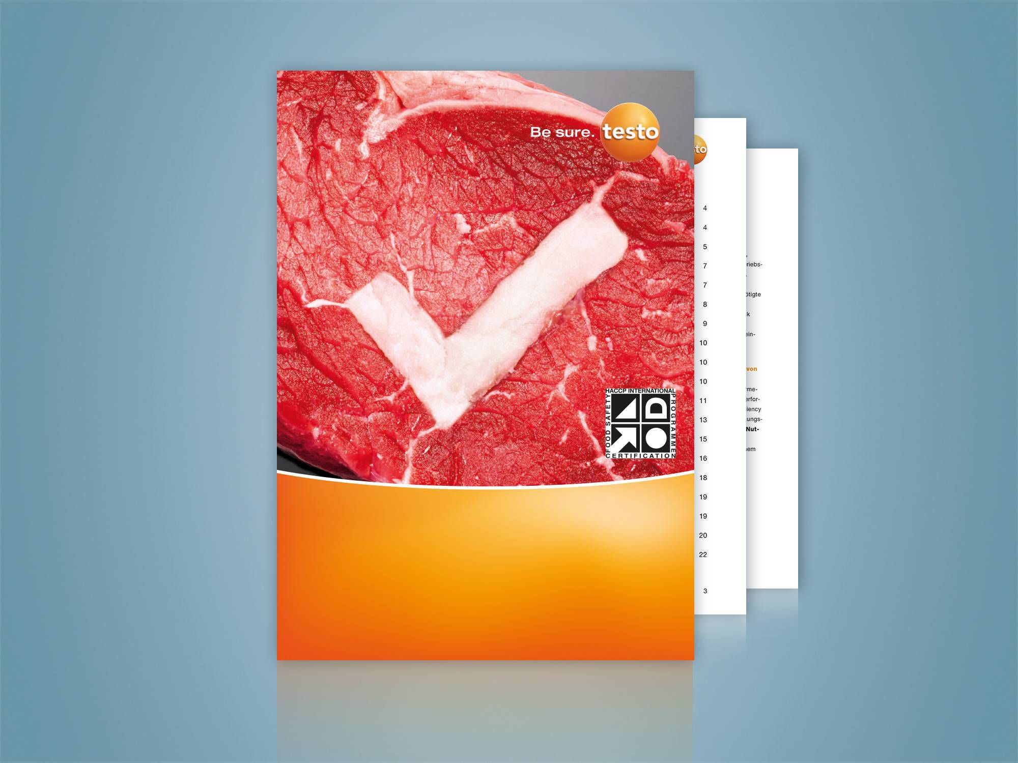 Pocket Guide Food Safety for downloading