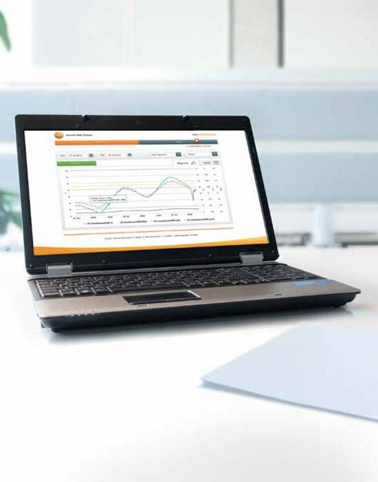 testo Saveris Web Access