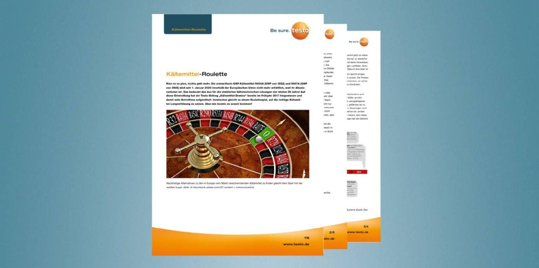 Testo Blog-Beitrag Kälte-Roulette
