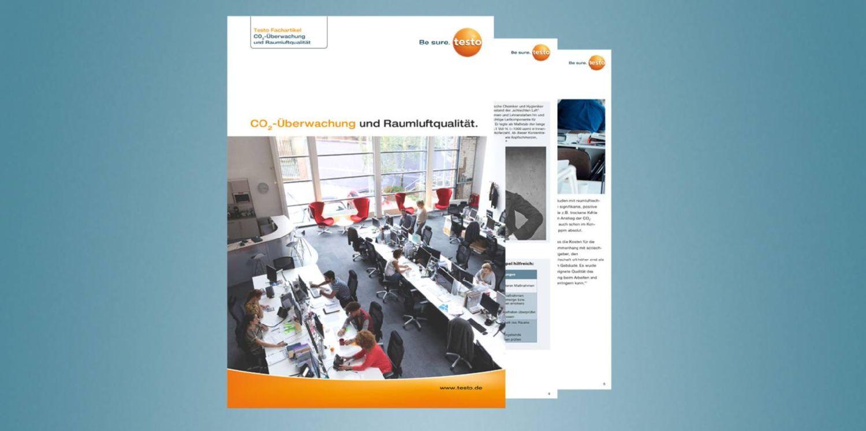 Fachbericht CO2 und Raumluftqualitaet