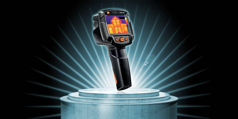 Výhodné termokamery
