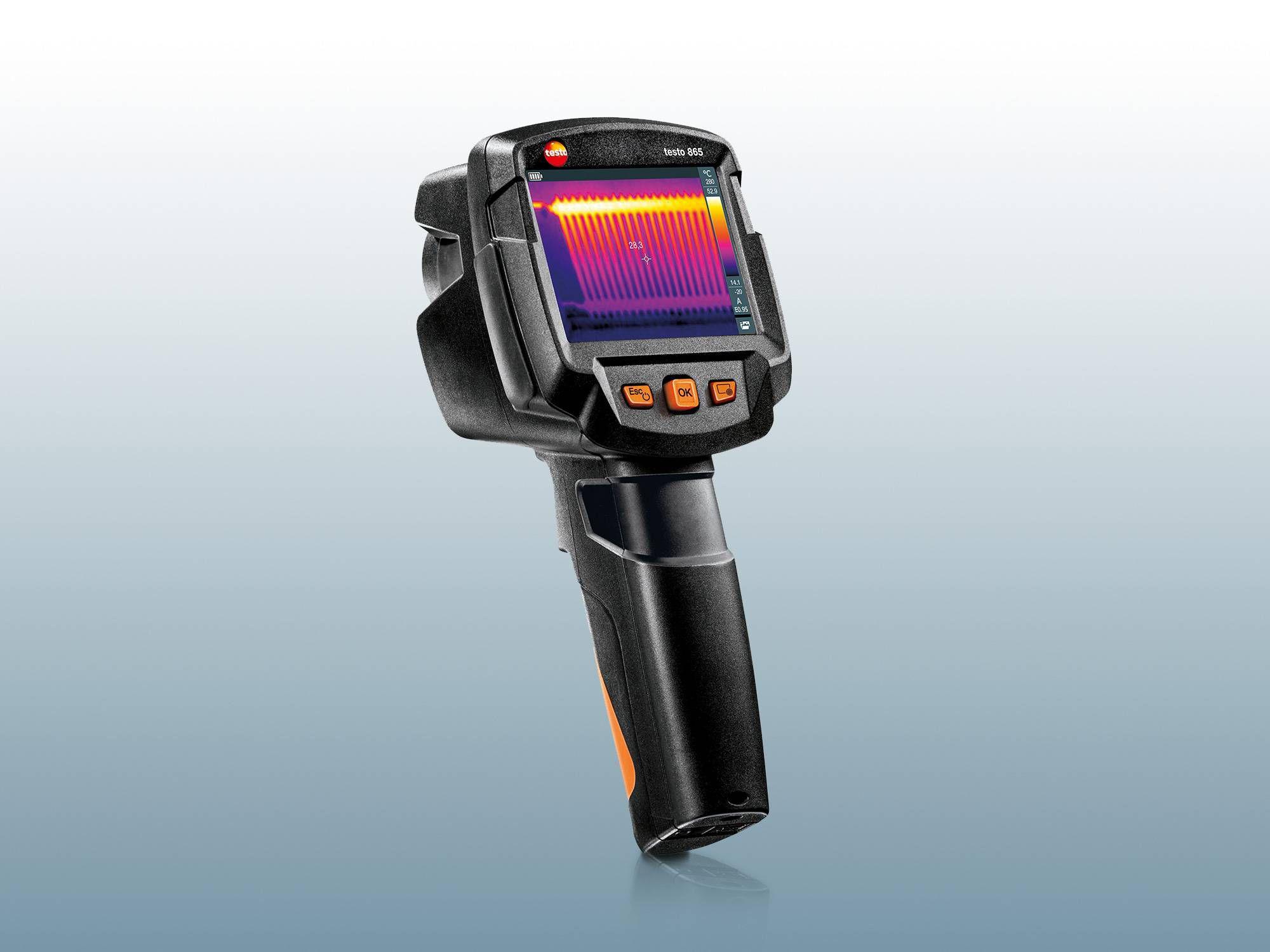 Caméra thermique testo 865