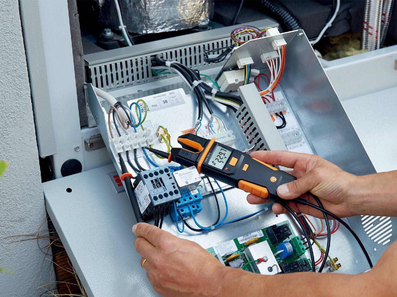 用電流測試儀測試電氣裝置
