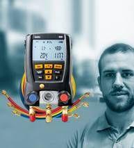 Testați și câștigați manifoldul digital testo 550