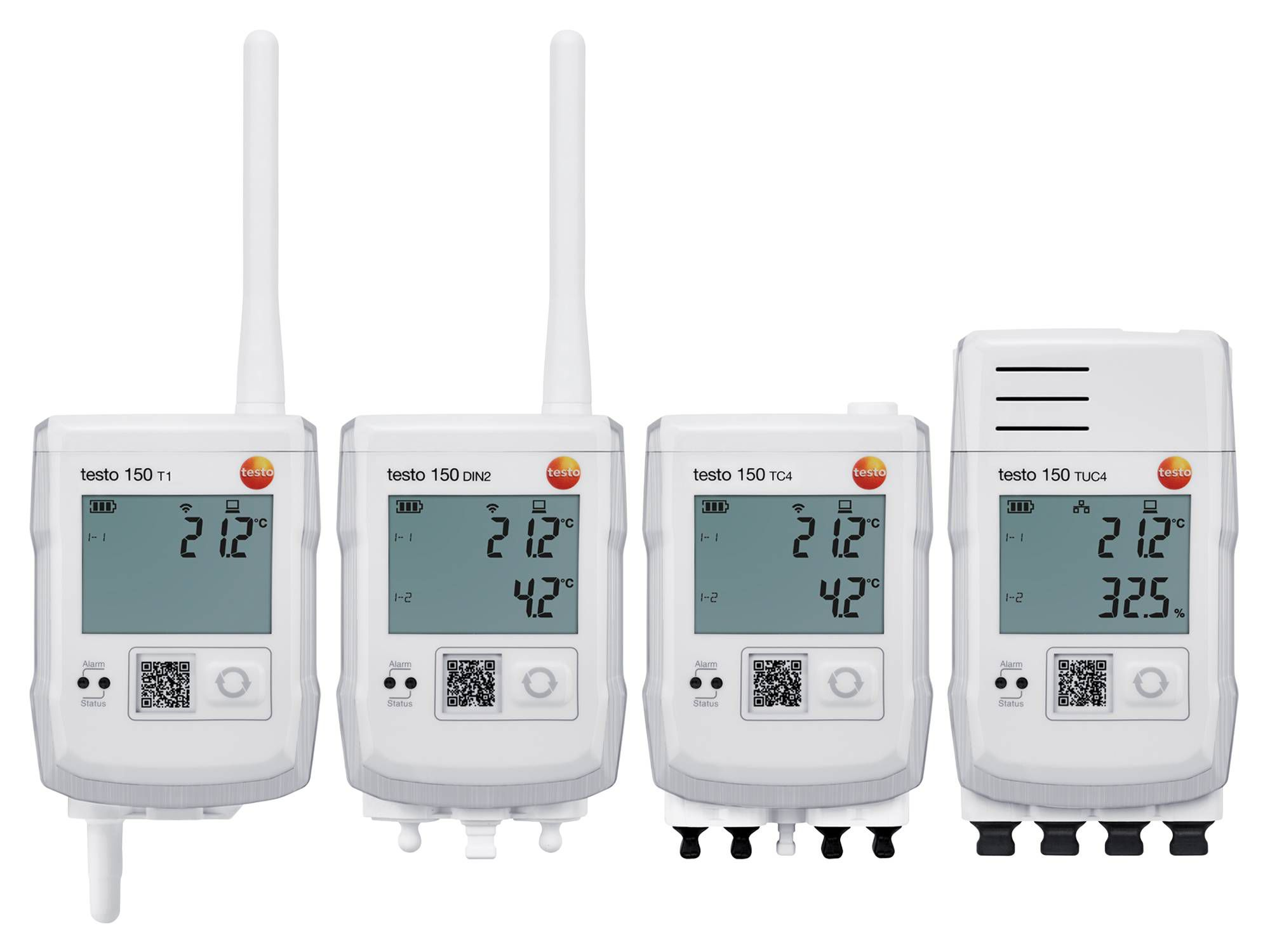 testo Saveris Pharma data loggers