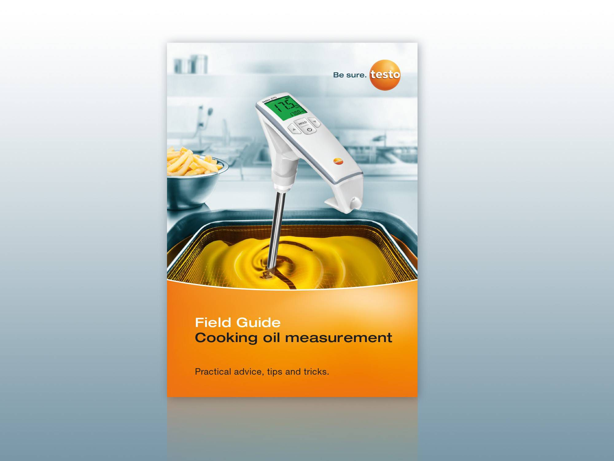 Practical guide to cooking oil measurement