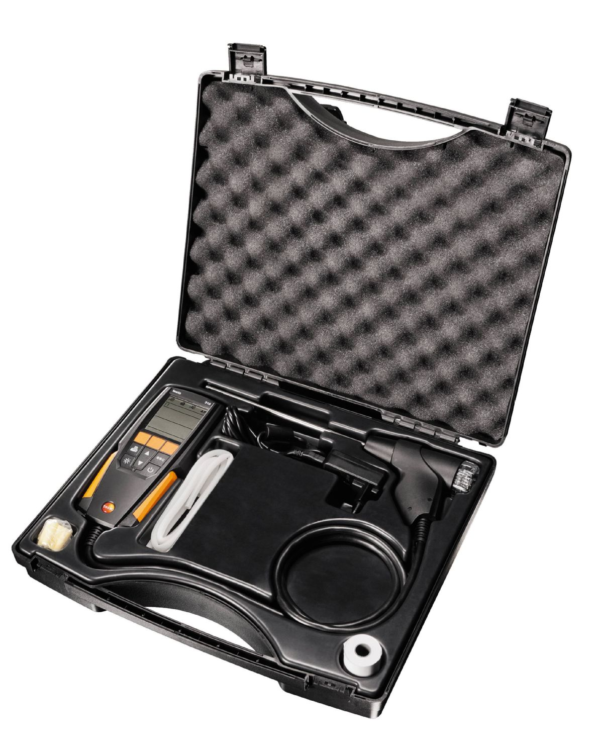 testo 310 set without printer