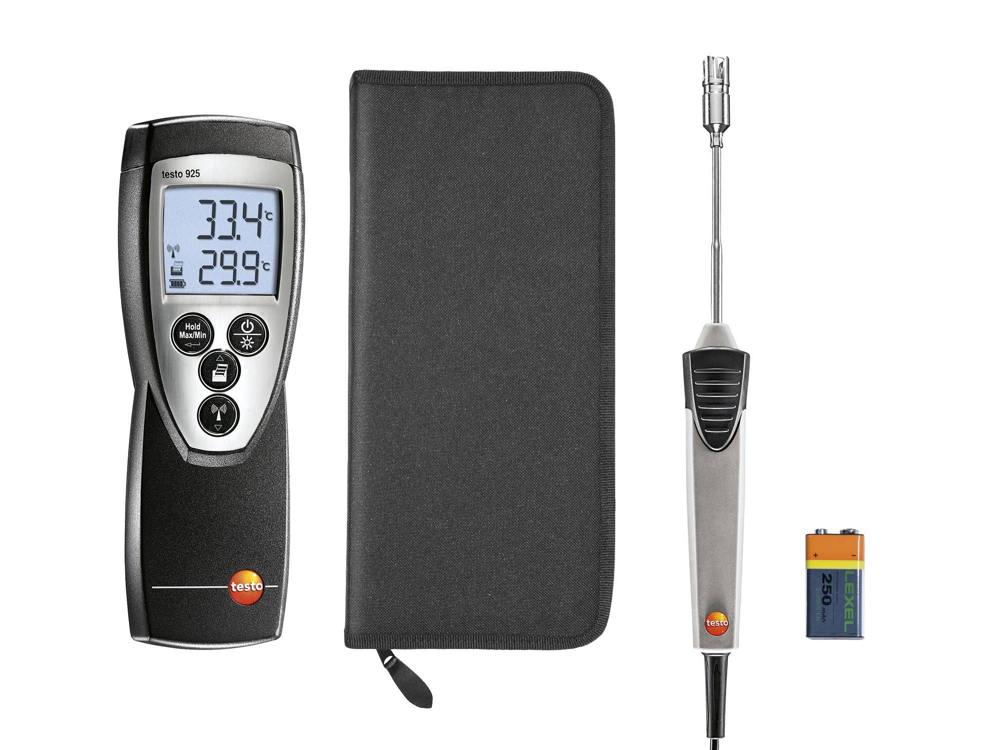 testo 925 set - Temperature meter