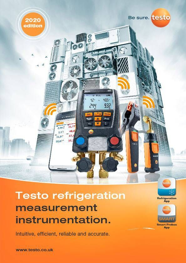 Refrigeration Brochure