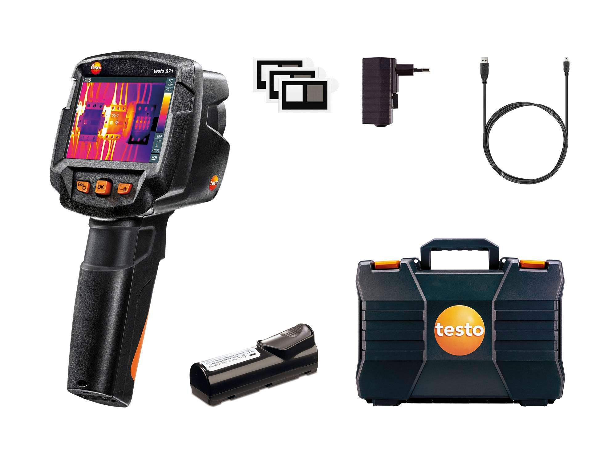 testo 871 - thermal imager