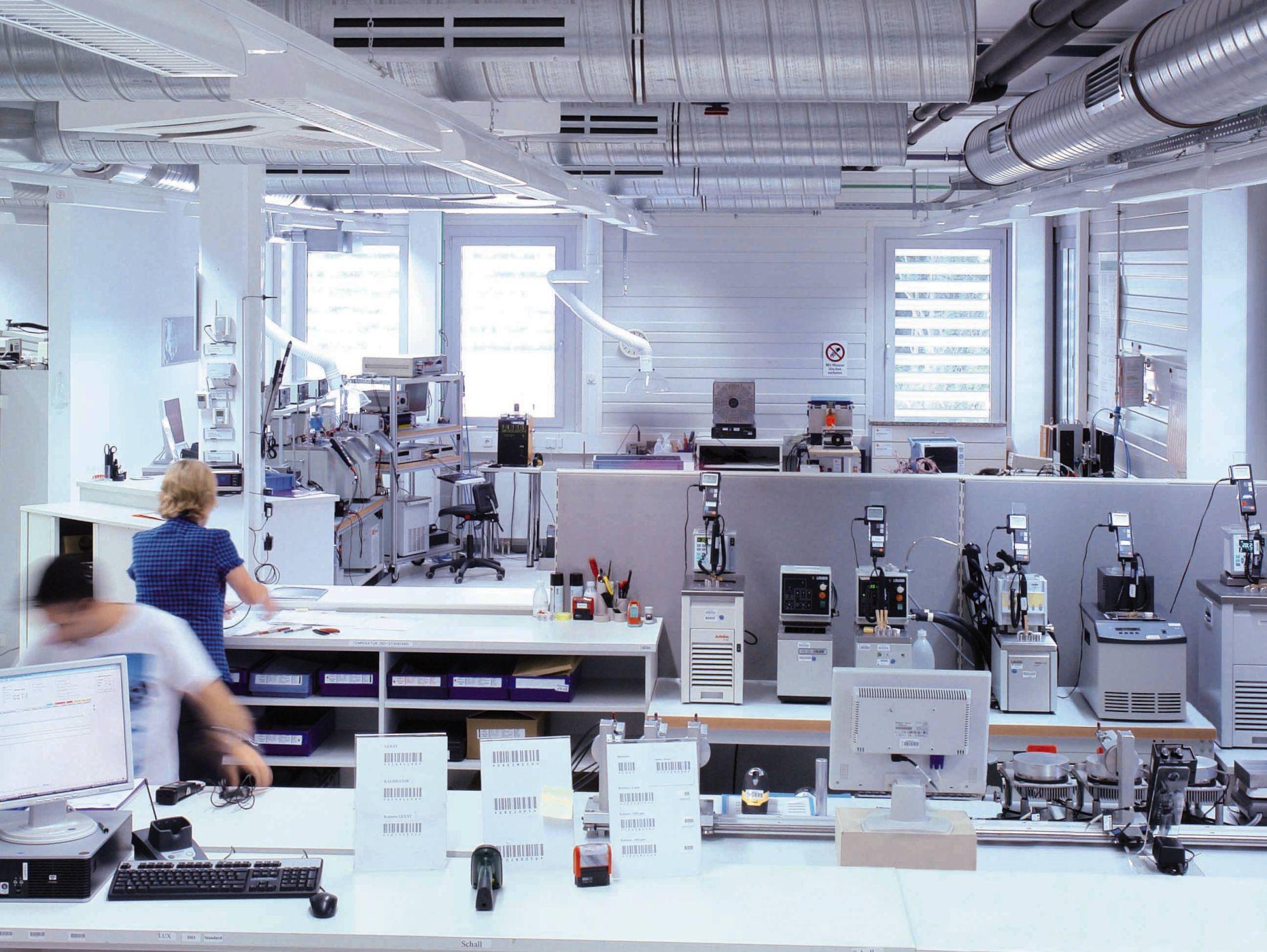 Testo kalibráló laborítórium