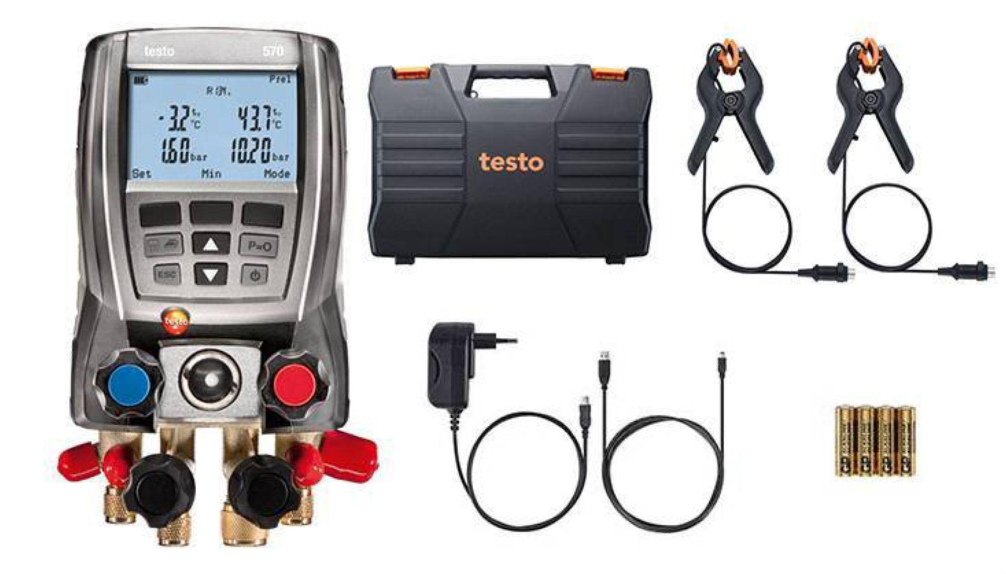 testo570-2 kit delivery
