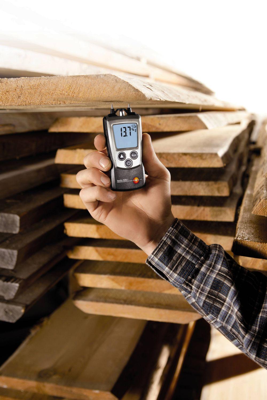 Hygromètre pour l'humidité des matériaux