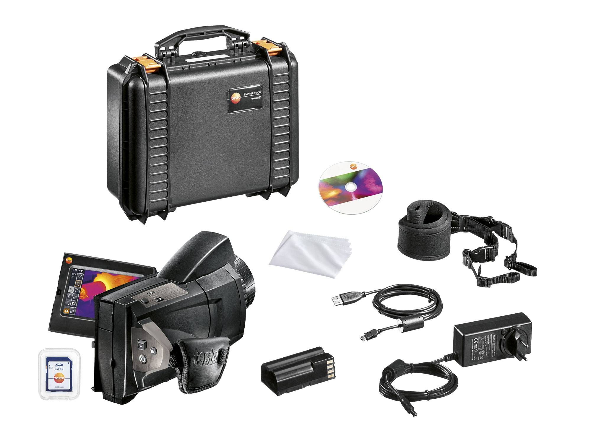 testo 885 - Thermal imager