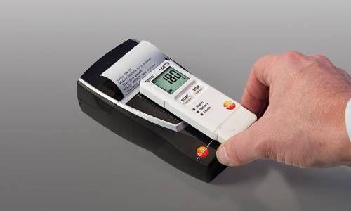 NFC打印机,快速打印运输过程温度统计,及时完成产品的交接任务