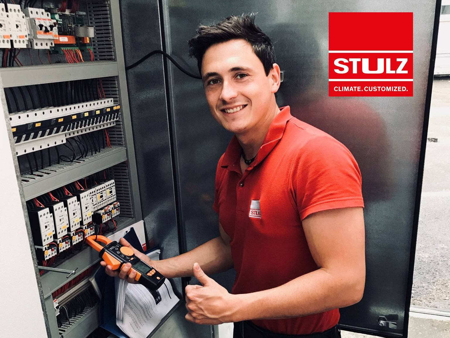 Christoph Scholz, Stulz GmbH