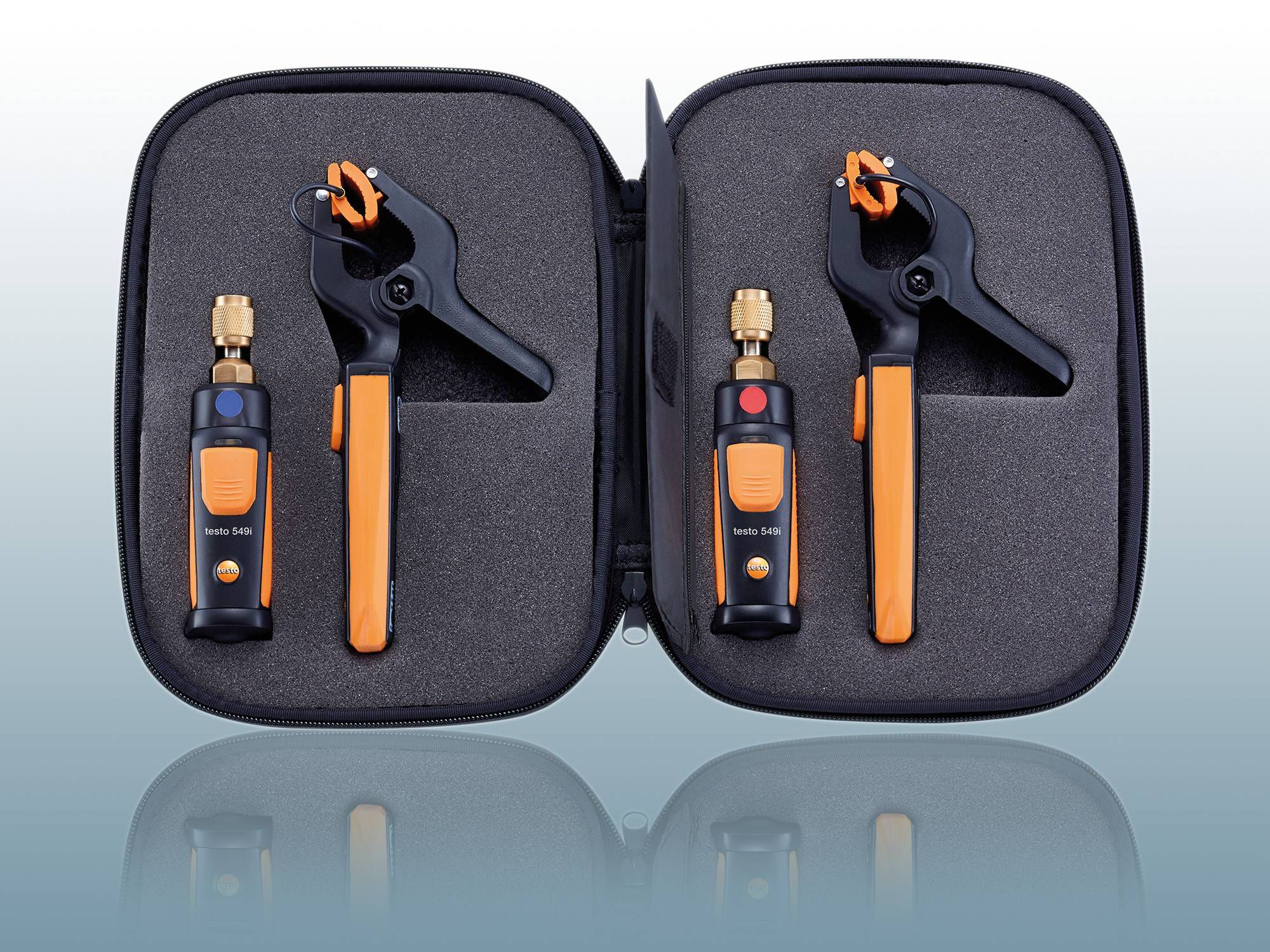 testo Smart Probes refrigeration kit