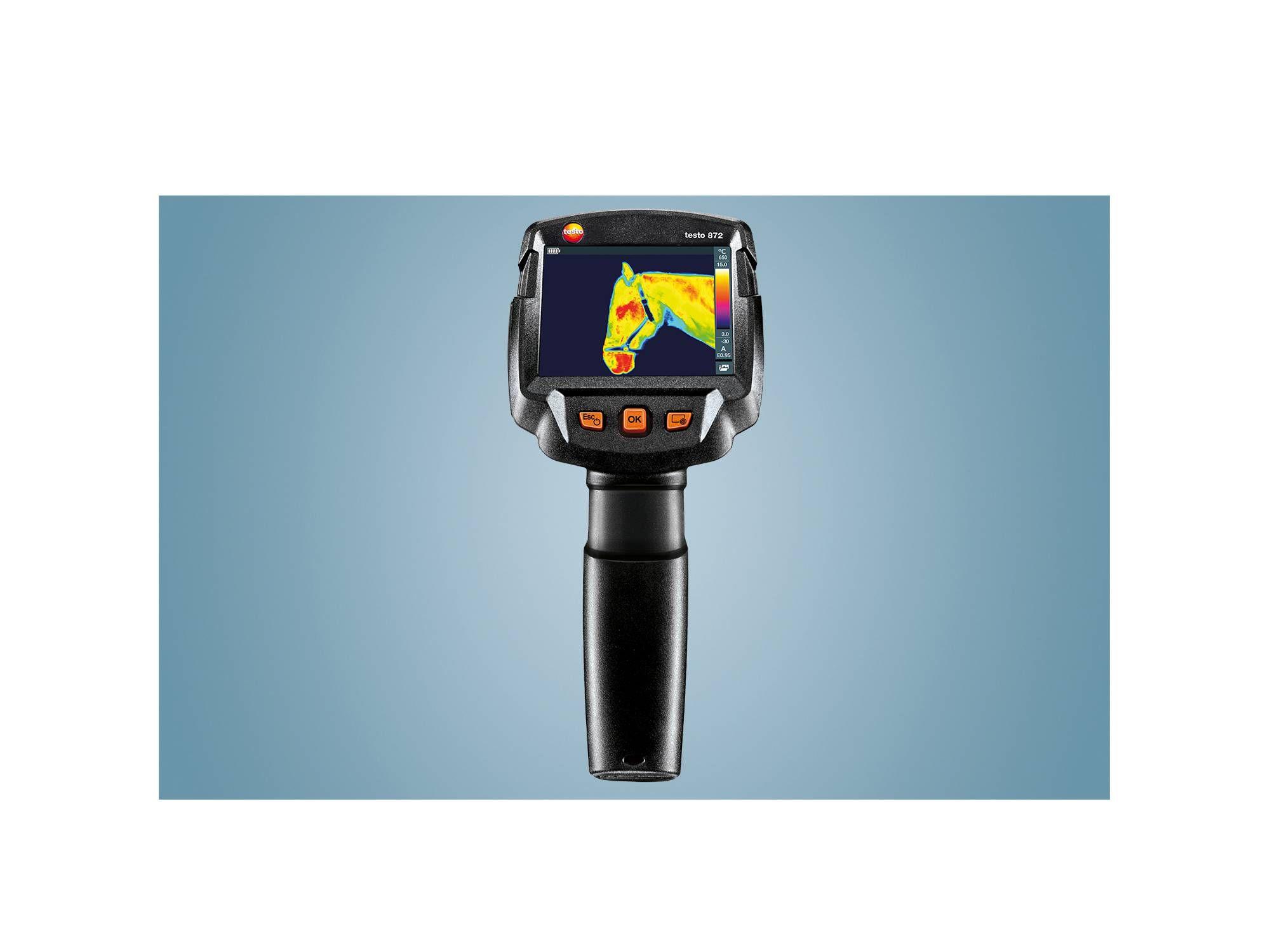 Wärmebildkamera - testo 872