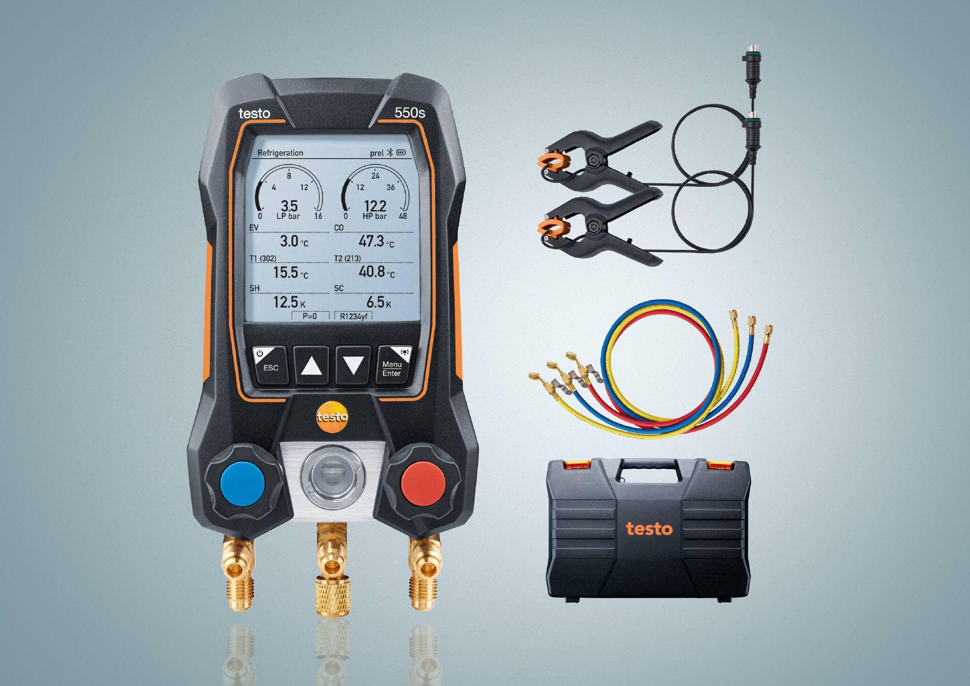testo 550s Basic Set