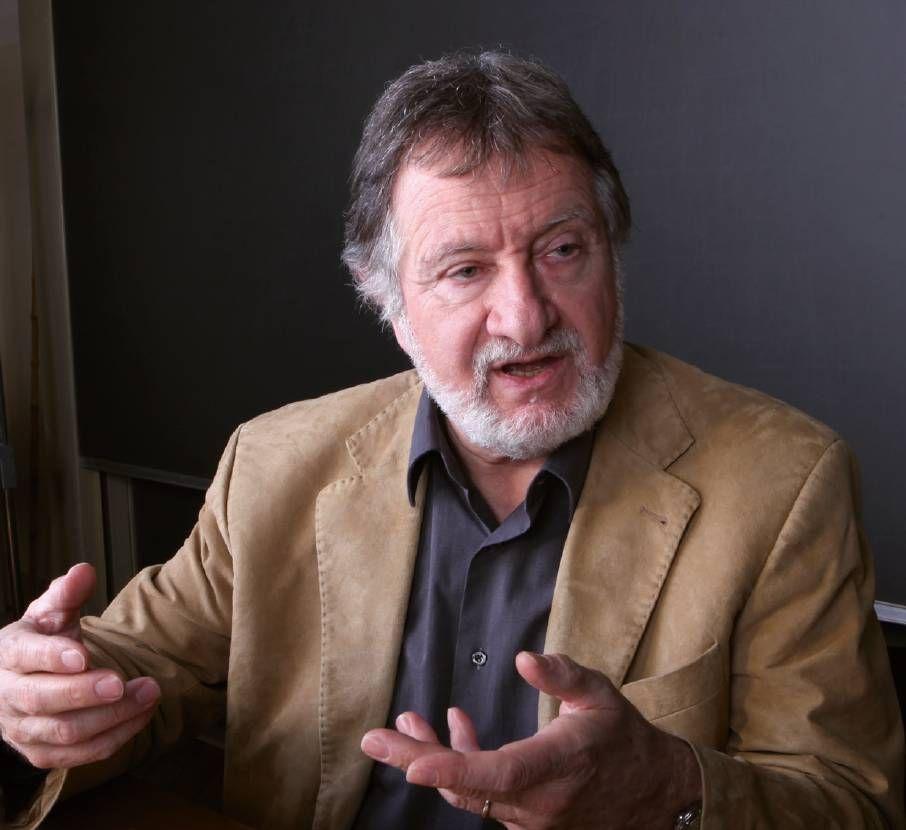 Testo Nanopartikel-Experte Prof. em. Dr. Peter Gehr
