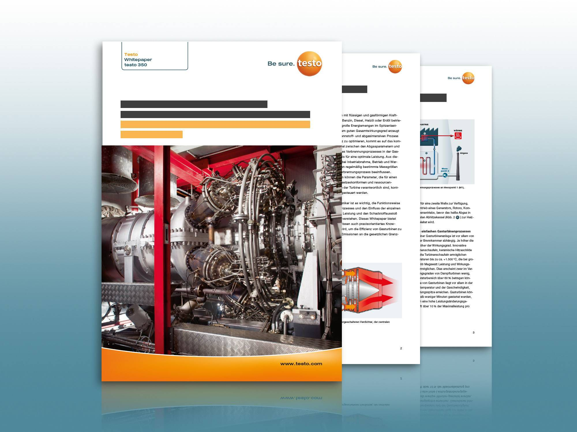 Download Whitepaper gas turbines Testo