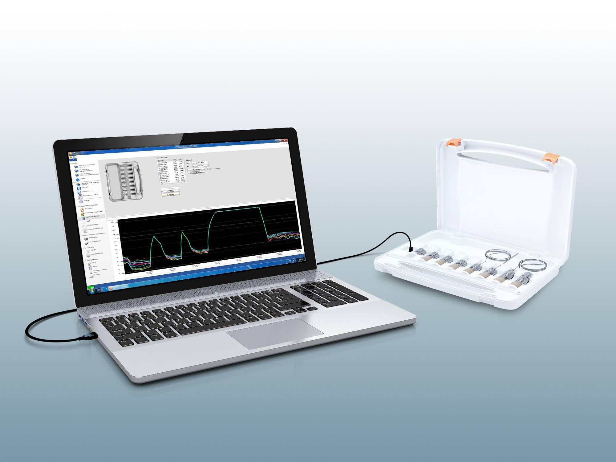 testo 191 Professional software