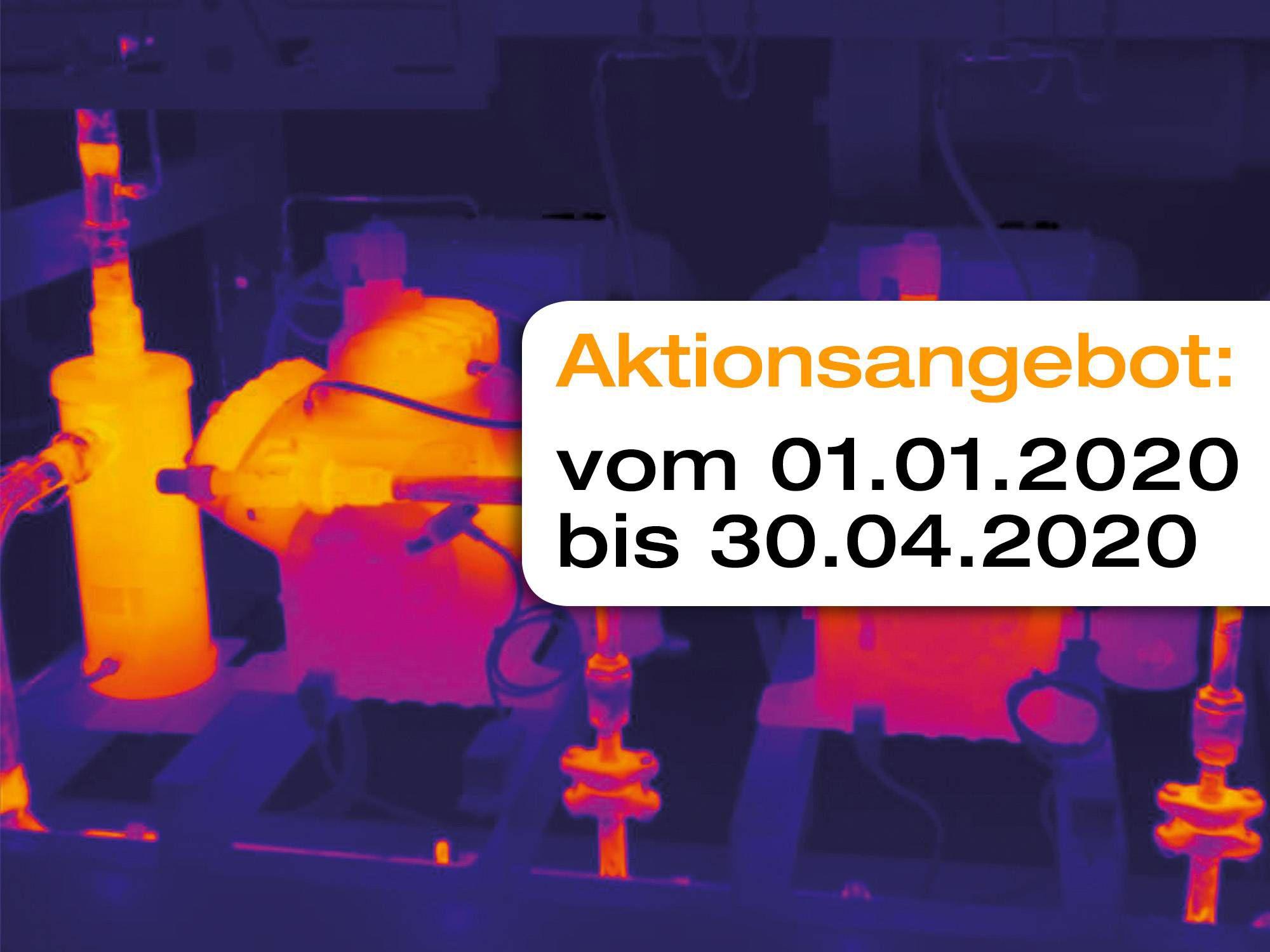 testo 868 Smart und vernetzt thermografieren.