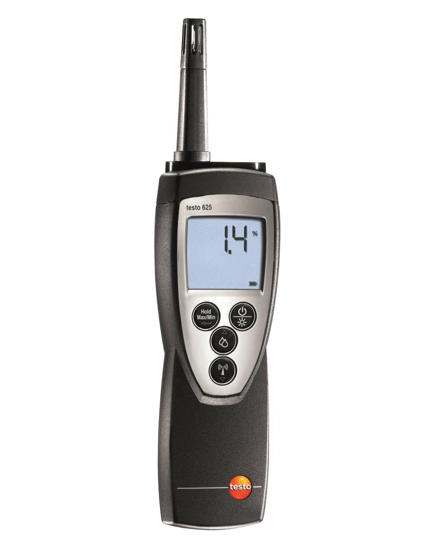 testo 625 vocht- en temperatuurmeter