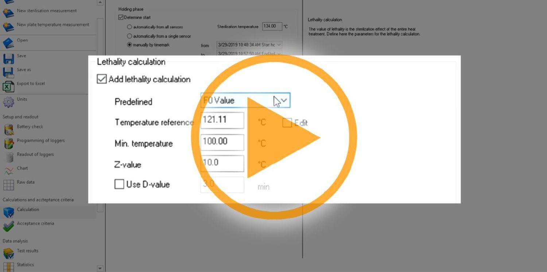 Lancer la vidéo