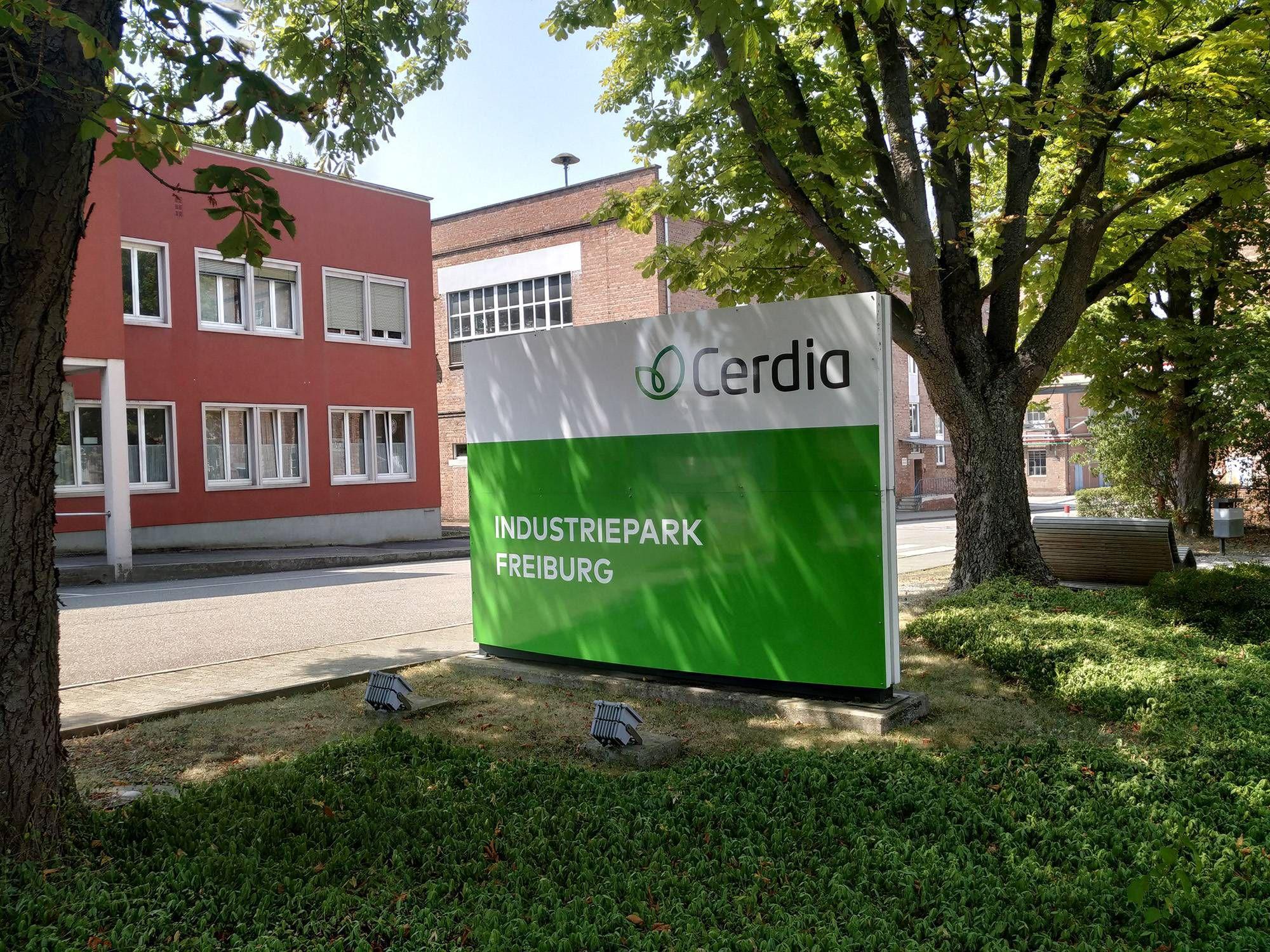 Cerdia building