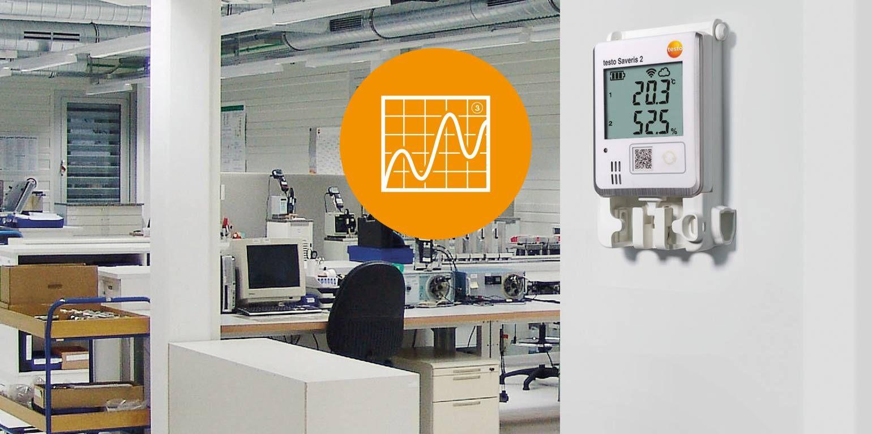 Datenlogger / -Monitoring