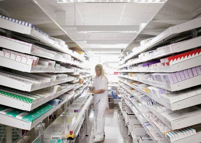 藥品零售與流通
